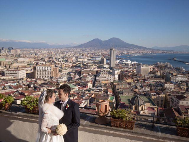 Il matrimonio di Francesco e Gabriella a Napoli, Napoli 34