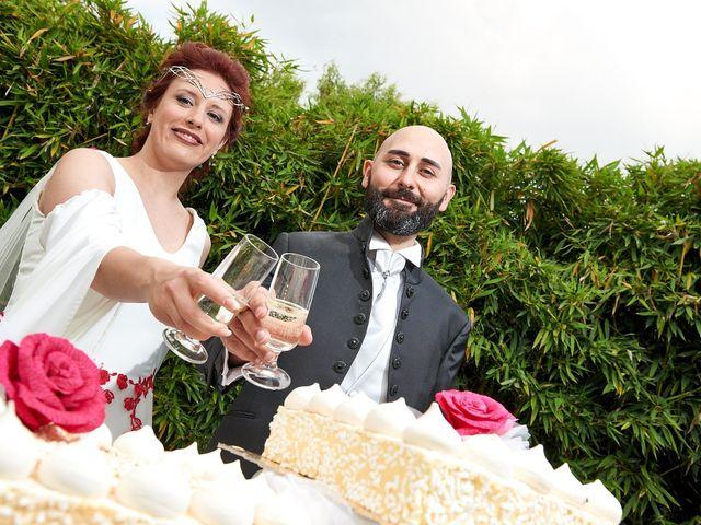 Le nozze di Arianna e Oscar