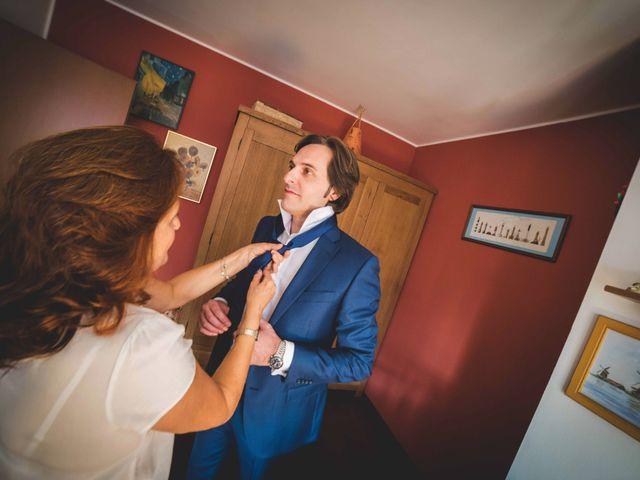 Il matrimonio di Federico e Sara a Cassano d'Adda, Milano 1