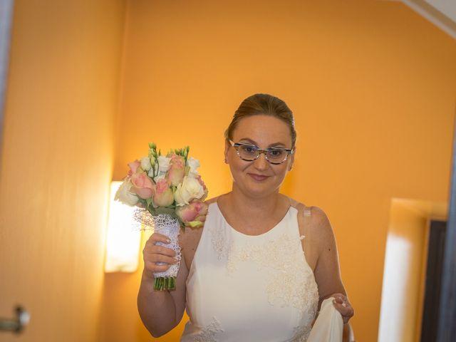 Il matrimonio di Oana e Salvatore a Feletto, Torino 2