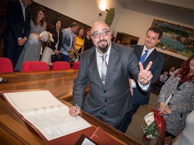 Il matrimonio di Oana e Salvatore a Feletto, Torino 5