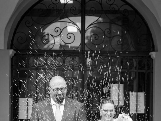 Il matrimonio di Oana e Salvatore a Feletto, Torino 1