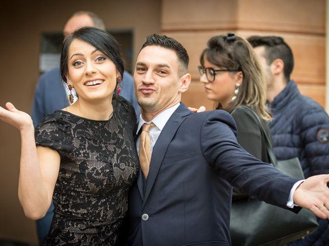 Il matrimonio di Oana e Salvatore a Feletto, Torino 9