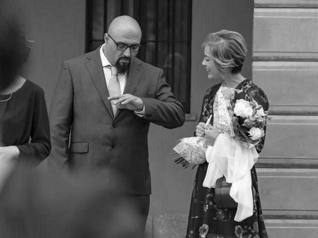 Il matrimonio di Oana e Salvatore a Feletto, Torino 13