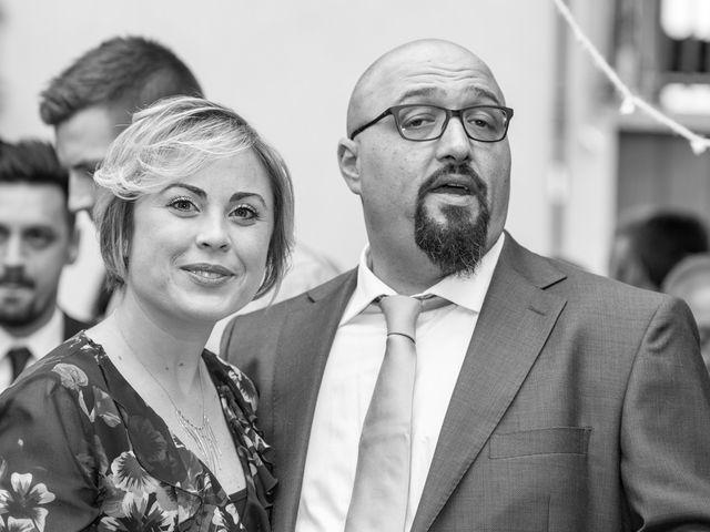 Il matrimonio di Oana e Salvatore a Feletto, Torino 14