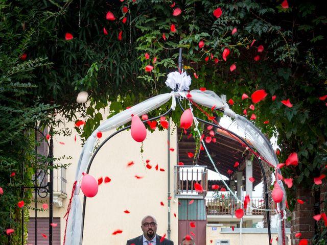 Il matrimonio di Oana e Salvatore a Feletto, Torino 16
