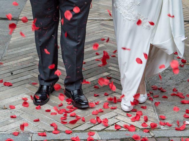 Il matrimonio di Oana e Salvatore a Feletto, Torino 17