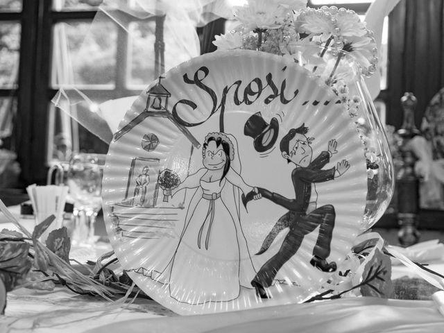 Il matrimonio di Oana e Salvatore a Feletto, Torino 18