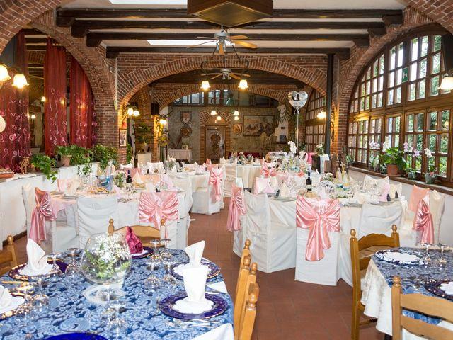 Il matrimonio di Oana e Salvatore a Feletto, Torino 21