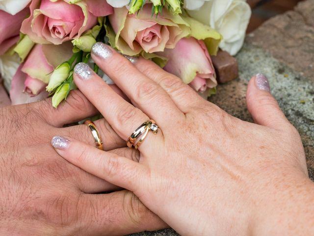 Il matrimonio di Oana e Salvatore a Feletto, Torino 24