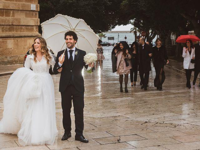 Il matrimonio di Luca e Sarah a Mazara del Vallo, Trapani 21