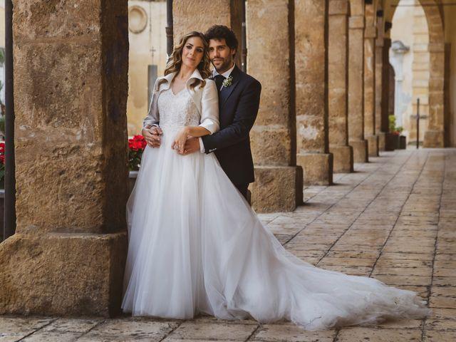 Il matrimonio di Luca e Sarah a Mazara del Vallo, Trapani 23