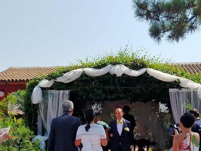 Le nozze di Olga e Claudio
