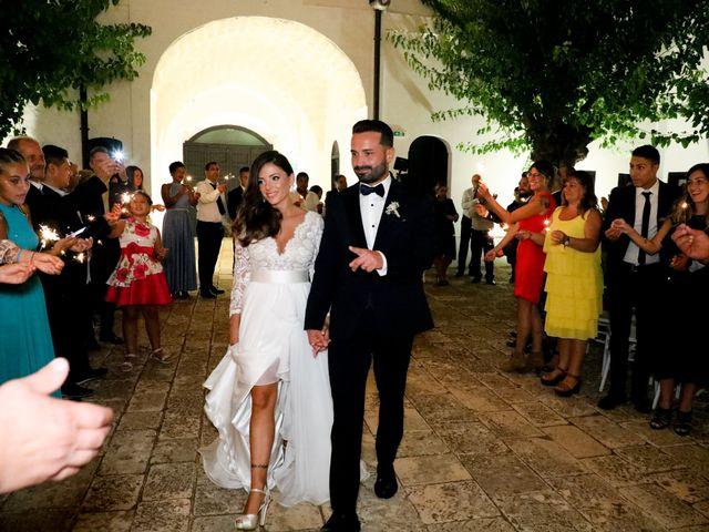 Il matrimonio di Domenico e Rox a Fasano, Brindisi 13