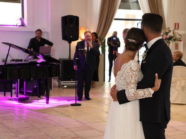 Il matrimonio di Domenico e Rox a Fasano, Brindisi 24