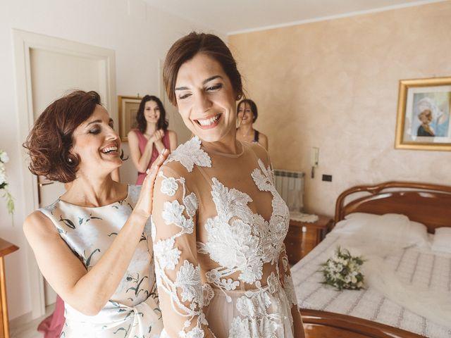 Il matrimonio di Gennaro e Claudia a Veroli, Frosinone 10