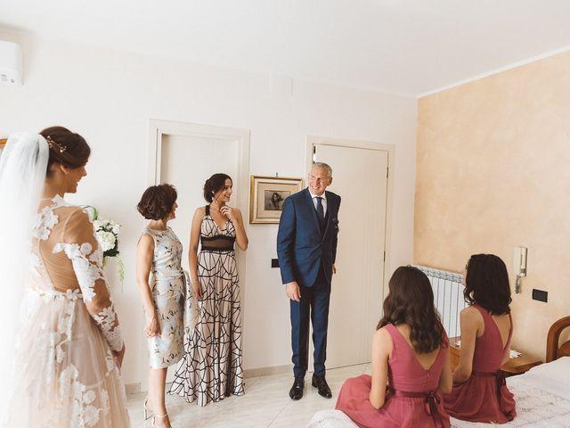 Il matrimonio di Gennaro e Claudia a Veroli, Frosinone 13