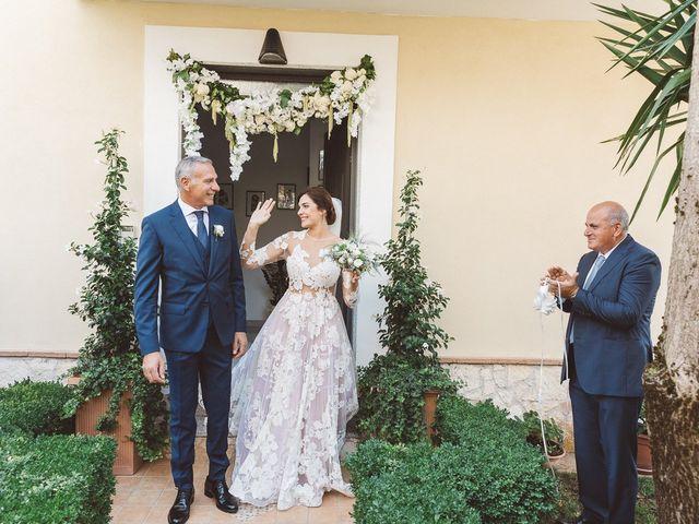 Il matrimonio di Gennaro e Claudia a Veroli, Frosinone 22