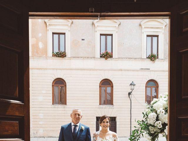 Il matrimonio di Gennaro e Claudia a Veroli, Frosinone 26