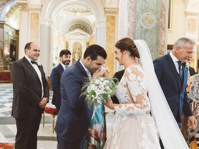 Il matrimonio di Gennaro e Claudia a Veroli, Frosinone 28