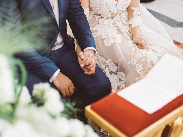 Il matrimonio di Gennaro e Claudia a Veroli, Frosinone 36