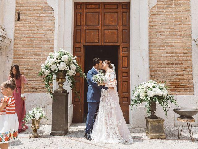 Il matrimonio di Gennaro e Claudia a Veroli, Frosinone 39