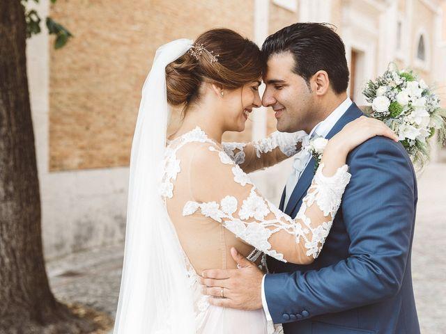 Il matrimonio di Gennaro e Claudia a Veroli, Frosinone 1