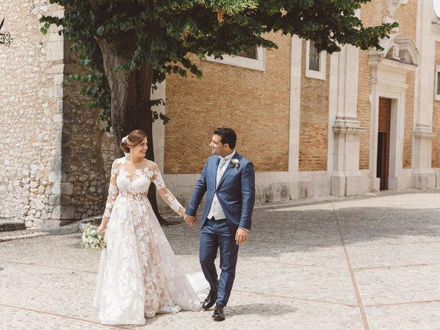 Il matrimonio di Gennaro e Claudia a Veroli, Frosinone 47