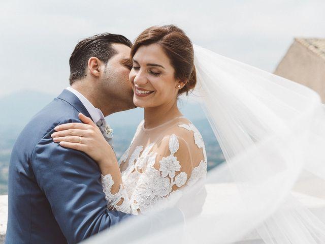 Il matrimonio di Gennaro e Claudia a Veroli, Frosinone 50