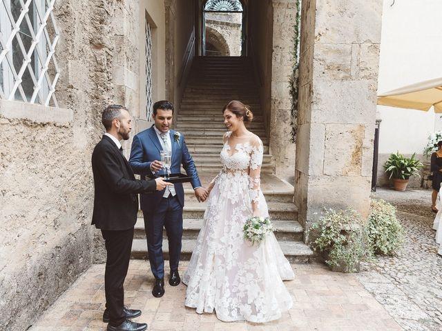 Il matrimonio di Gennaro e Claudia a Veroli, Frosinone 52