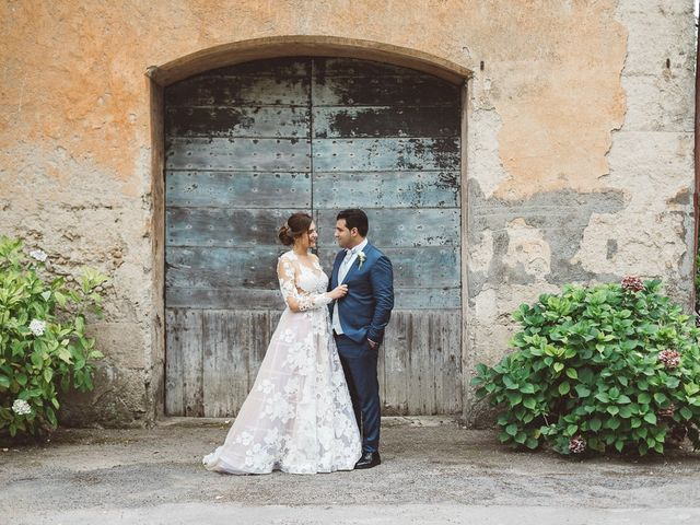 Il matrimonio di Gennaro e Claudia a Veroli, Frosinone 2