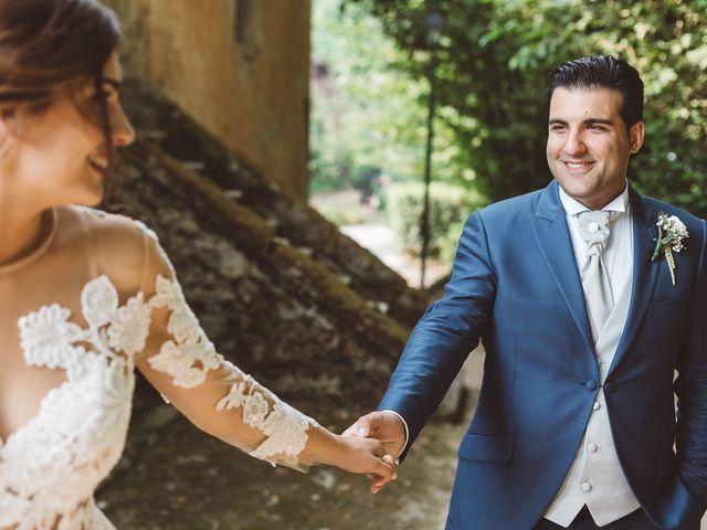 Il matrimonio di Gennaro e Claudia a Veroli, Frosinone 64