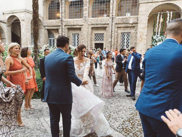 Il matrimonio di Gennaro e Claudia a Veroli, Frosinone 70