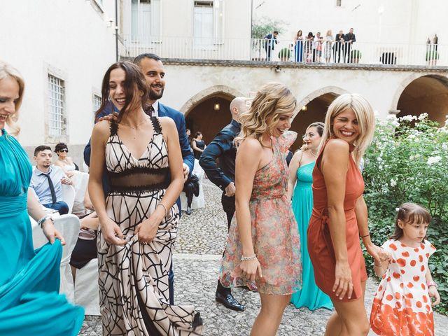 Il matrimonio di Gennaro e Claudia a Veroli, Frosinone 71