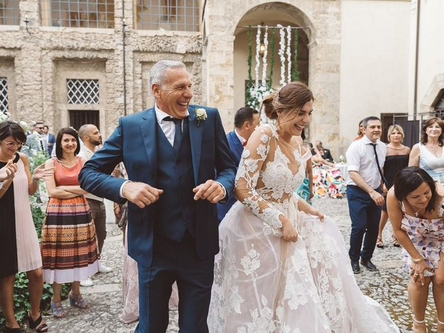 Il matrimonio di Gennaro e Claudia a Veroli, Frosinone 73