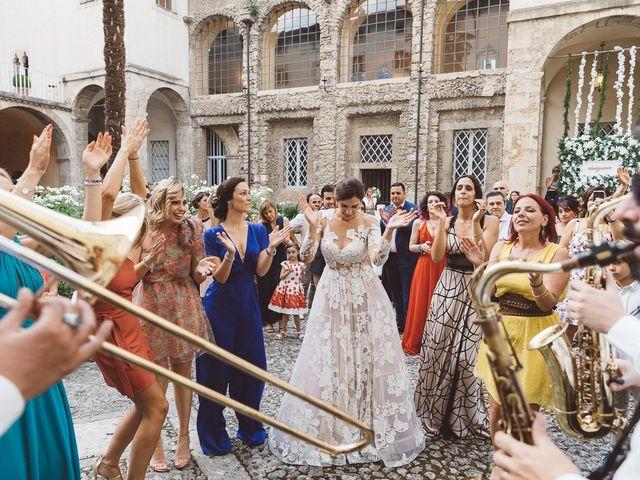 Il matrimonio di Gennaro e Claudia a Veroli, Frosinone 74