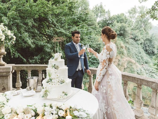 Il matrimonio di Gennaro e Claudia a Veroli, Frosinone 79