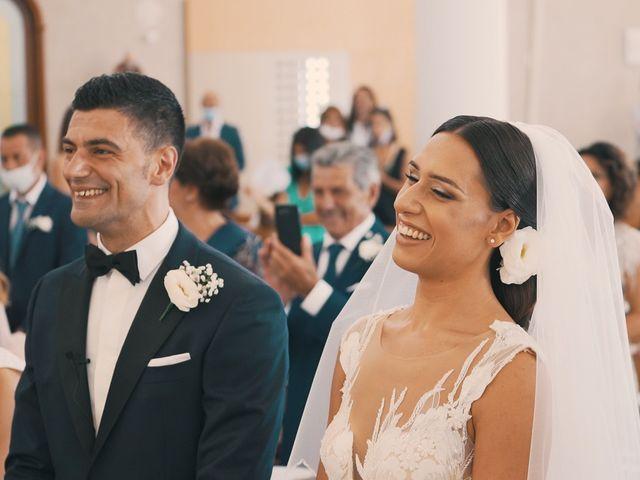 Il matrimonio di Antonio e Rossana a Mottola, Taranto 21