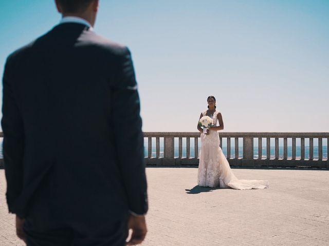 Le nozze di Rossana e Antonio