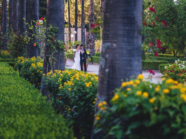 Il matrimonio di Daniela e Andrea a Palermo, Palermo 14