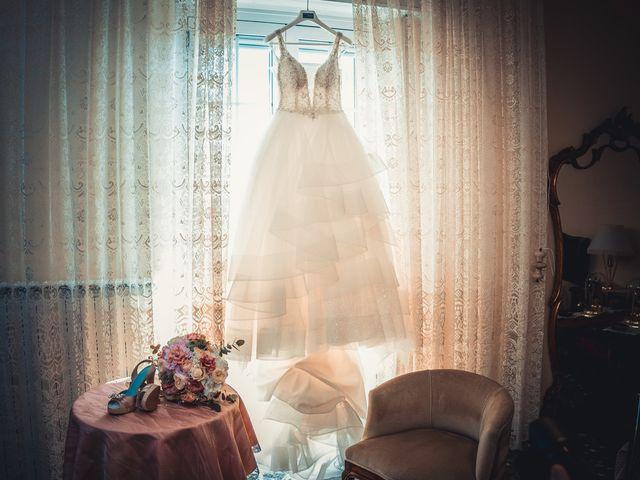 Il matrimonio di Fabio e Concetta a Monteiasi, Taranto 8