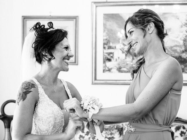 Il matrimonio di Fabio e Concetta a Monteiasi, Taranto 19