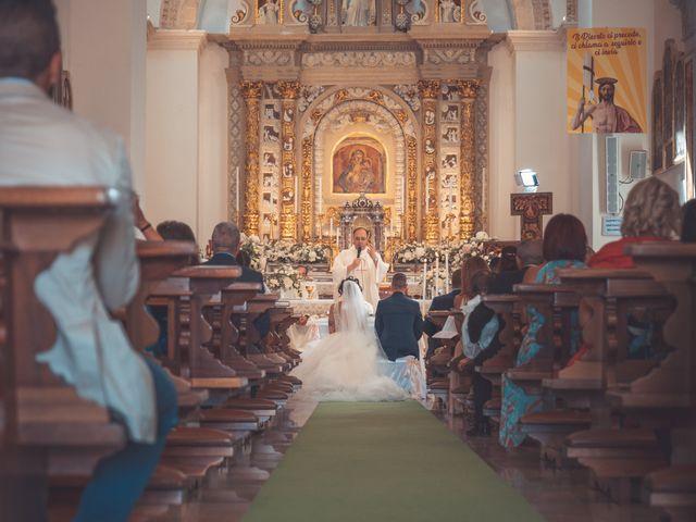 Il matrimonio di Fabio e Concetta a Monteiasi, Taranto 25