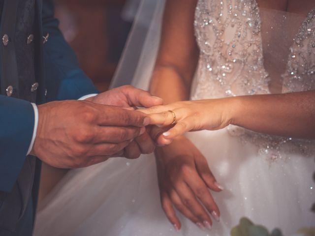 Il matrimonio di Fabio e Concetta a Monteiasi, Taranto 27