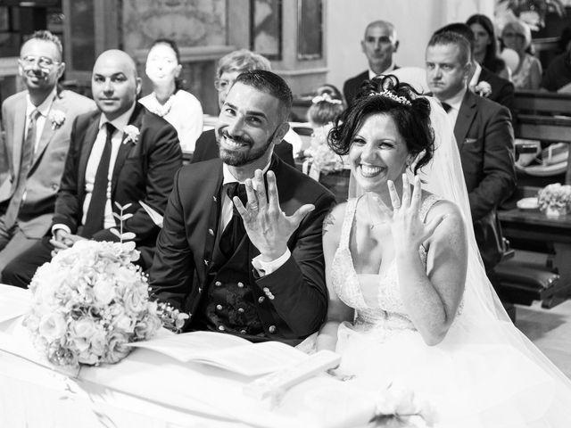 Il matrimonio di Fabio e Concetta a Monteiasi, Taranto 30
