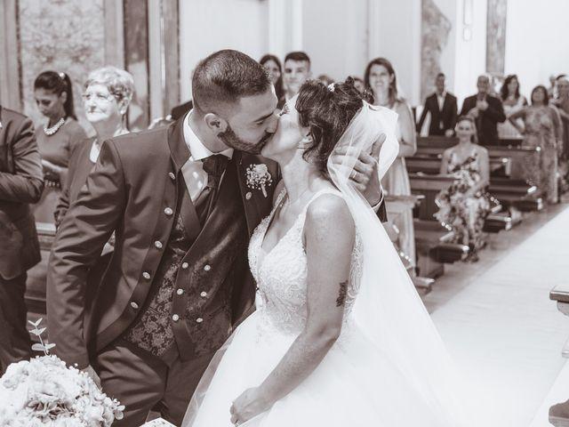 Il matrimonio di Fabio e Concetta a Monteiasi, Taranto 31