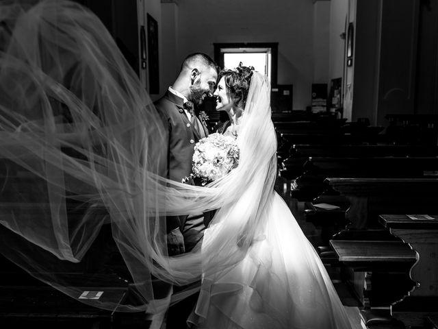 Il matrimonio di Fabio e Concetta a Monteiasi, Taranto 32