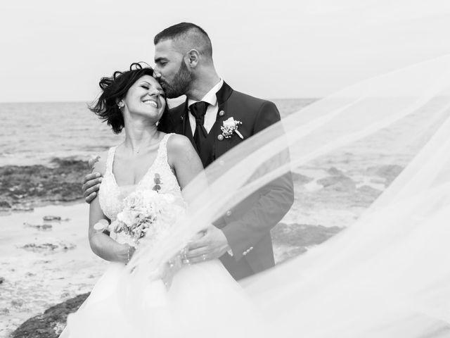 Il matrimonio di Fabio e Concetta a Monteiasi, Taranto 34