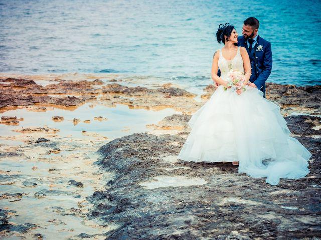 Il matrimonio di Fabio e Concetta a Monteiasi, Taranto 35