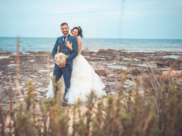 Il matrimonio di Fabio e Concetta a Monteiasi, Taranto 37
